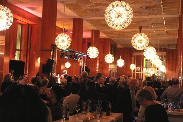Tanz im oberen Bereich der Oper. Foto: L-IZ.de
