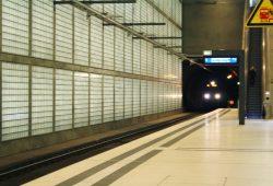 City-Tunnel-Station Wilhelm-Leuschner-Platz. Foto: Ralf Julke