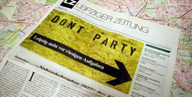 Die Leipziger Zeitung Nr. 51. Foto: Ralf Julke