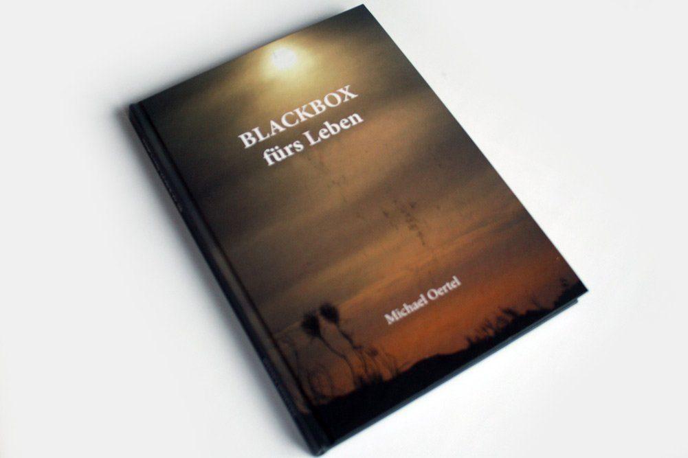 Michael Oertel: Blackbox fürs Leben. Foto: Ralf Julke
