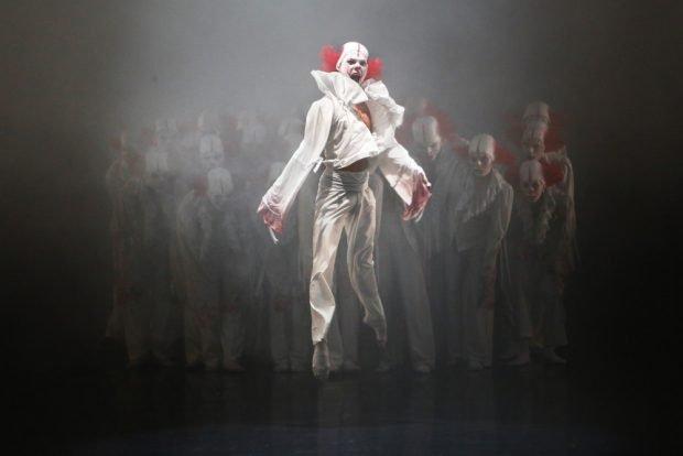 """Le Sacre du Printemps"" in der Oper Leipzig. Foto: Ida Zenna"