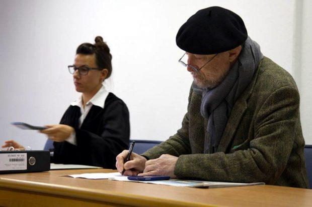 Abfallwirtschaftsprofessor und Prozessgutachter Werner Bidlingmaier. Foto: Michael Billig, muellrausch.de