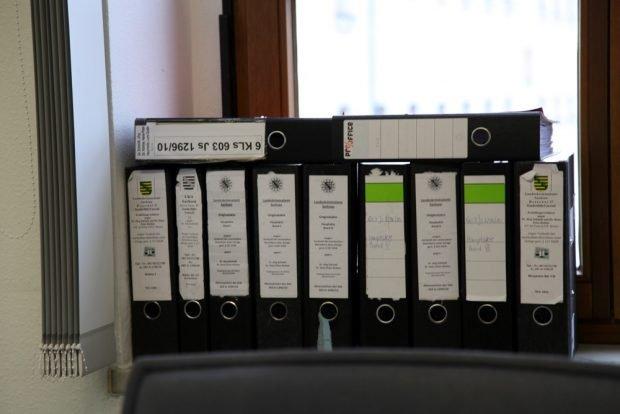 Aktenbände zum Fall - die Konsequenzen blieben bislang mager. Foto: Michael Billig, muellrausch.de