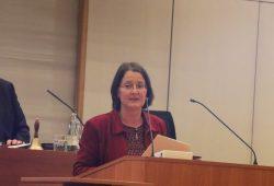 Stadträtin Annette Körner (Grüne)