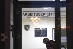 Arbeitsgericht Leipzig. Foto: L-IZ.de