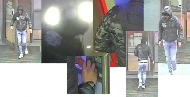 Aufnahmen der Täter. Foto: Polizeidirektion Leipzig