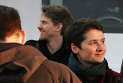 """Daniela Kolbe (MdB), Generalsekretärin der SPD Sachsen sieht eine """"Debatte um die Zukunft unseres Landes"""". Foto: L-IZ.de"""