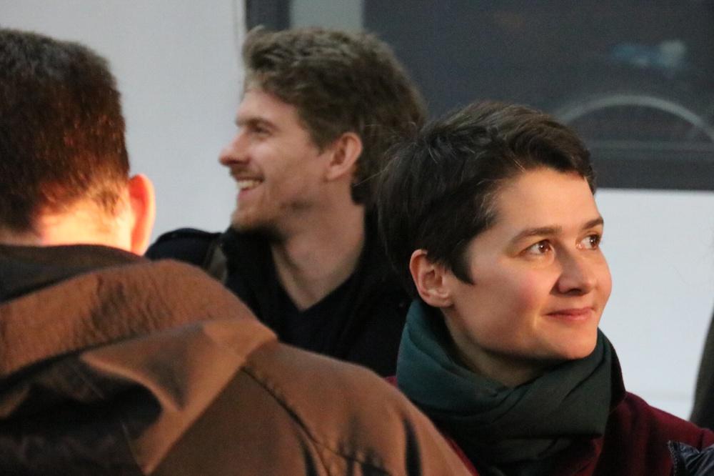 Daniela Kolbe (MdB), Generalsekretärin der SPD Sachsen sieht eine