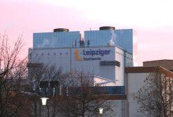Das Kraftwerk der Stadtwerke Leipzig an der Eutritzscher Straße. Foto: L-IZ.de