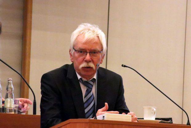 Gerd Heinrich (CDU). Foto: L-IZ.de
