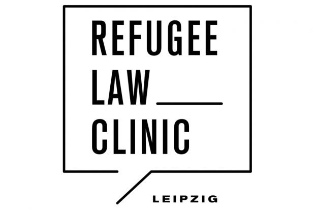 Logo des Refugees Law Clinic Leipzig e.V.