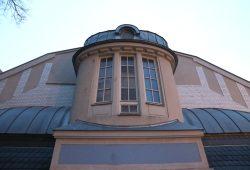 """Das """"Ost-Passage-Theater"""". Foto: Michael Freitag"""