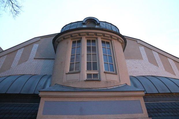 """Das """"Ostpassage - Theater"""" an der Eisenbahnstraße. Foto: Michael Freitag"""