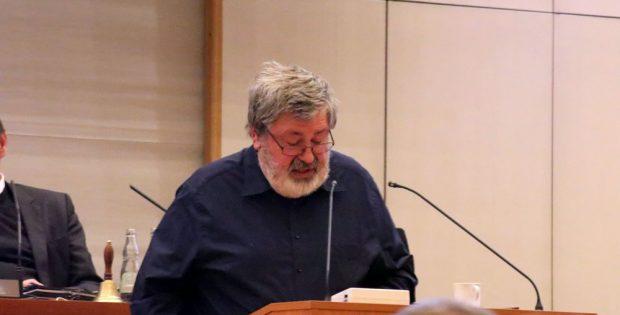 Reiner Engelmann (Die Linke). Foto: L-IZ.de