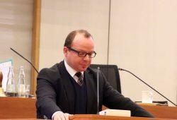 René Hobusch (FDP/Freibeuter) kündigt Zustimmung zum Antrag an. Foto: L-IZ.de