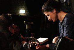 Tosender Applaus, Autogramme und eine gut aufgelegte Sahra Wagenknecht mit schweren Themen in Leipzig. Foto: L-IZ.de