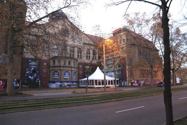 Altes Stadtbad Leipzig an der Eutritzscher Straße. Foto: L-IZ.de