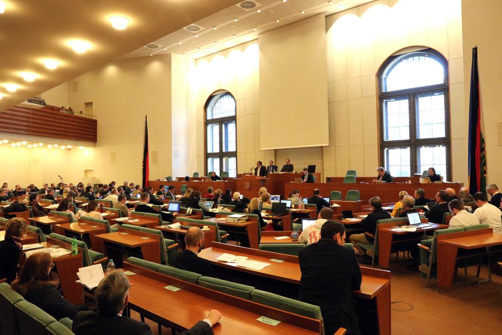 Der aktuelle Stadtrat trägt noch bis 26. Mai 2019 Verantwortung. Dann wird neu gewählt. Foto: L-IZ.de