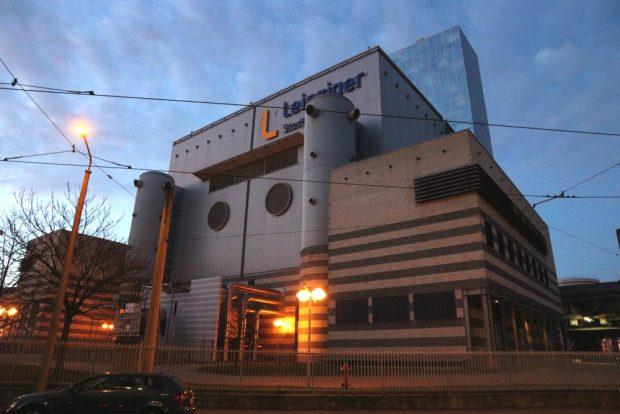 Das GuD-Kraftwerk der Stadtwerke Leipzig. Foto: L-IZ.de