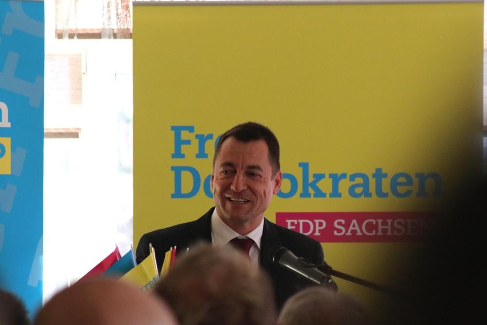 Torsten Herbst (FDP, MdB). Foto: Michael Freitag
