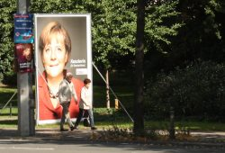 Bundestagswahlplakate 2013. Foto: Ralf Julke