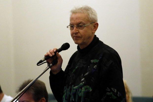 Dieter Deissler (WVL) im Stadtrat. Foto: L-IZ