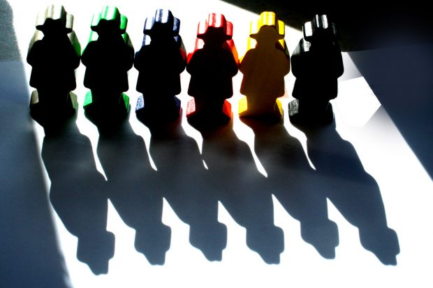 Ein einzig Volk von Brüdern? Foto: Ralf Julke