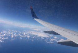 Über den Wolken ... Foto: Ulrike Gastmann