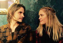 Maja Gille und Arto Mäkeleä. Foto: Volkmar Thorandt