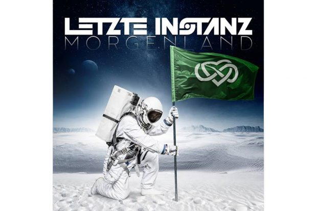 Letzte Instanz: Morgenland. Plattencover