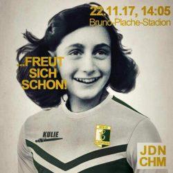 Im Vorfeld des Derbys gab es zudem eine Netzkampagne in einigen Lok-Kreisen. Screen Facebook