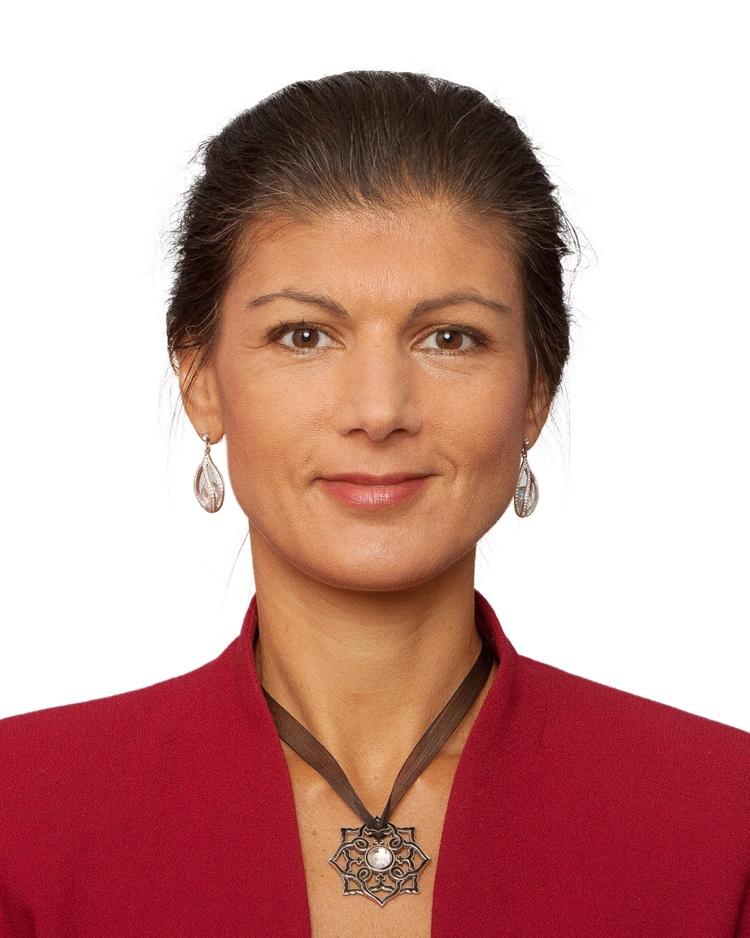 Am 22.02.2018 in Leipizg zu Gast. Sahra Wagenknecht. Foto: Fraktion die Linke, Bundestag