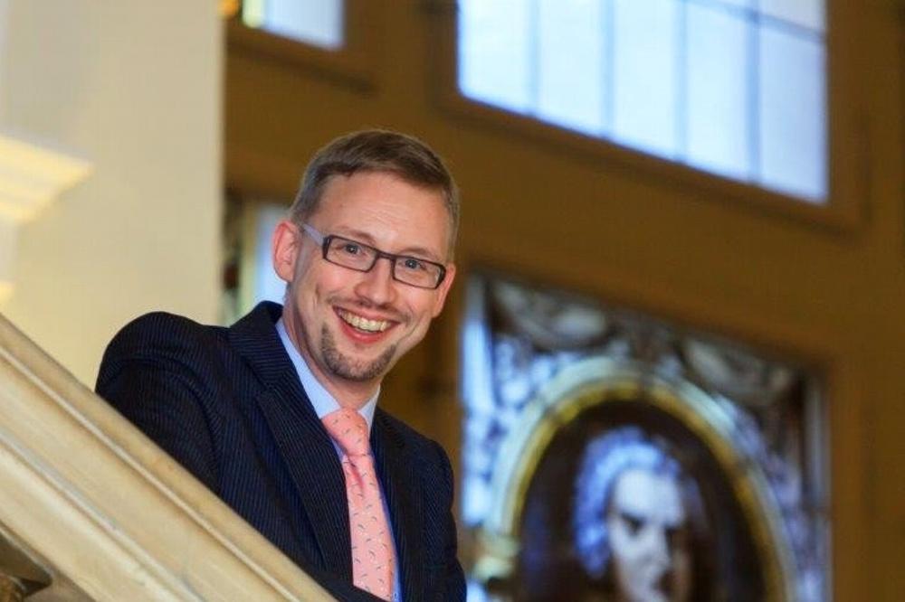 Prof. Michael Fuchs, Leiter der Phoniatrie und Audiologie der Leipziger Uni-Klinik. Foto: Uni Leipzig