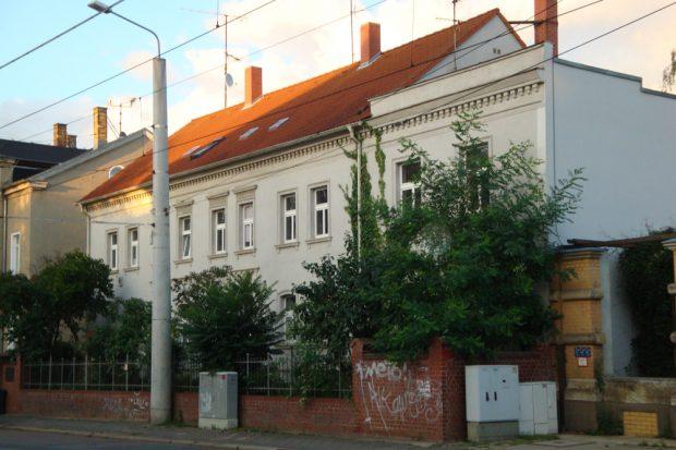 Das Erich-Zeigner-Haus in Plagwitz. Foto: Gernot Borriss