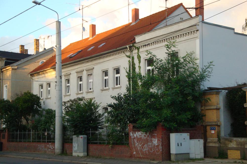 Das Erich-Zeigner-Haus in Plagwitz. Foto: LZ