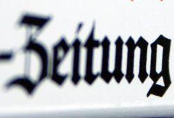 Die Zeitung ... hat wohl immer recht. Foto: Ralf Julke