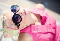 Sonnenbrillen, ein wichtiger Schutz für die Augen. Foto: Jill Wellington / USA