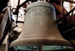 Gloriosa, die älteste Glocke der Thomaskirche. Foto: Thomaskirche – Bach e.V./Michael Bader
