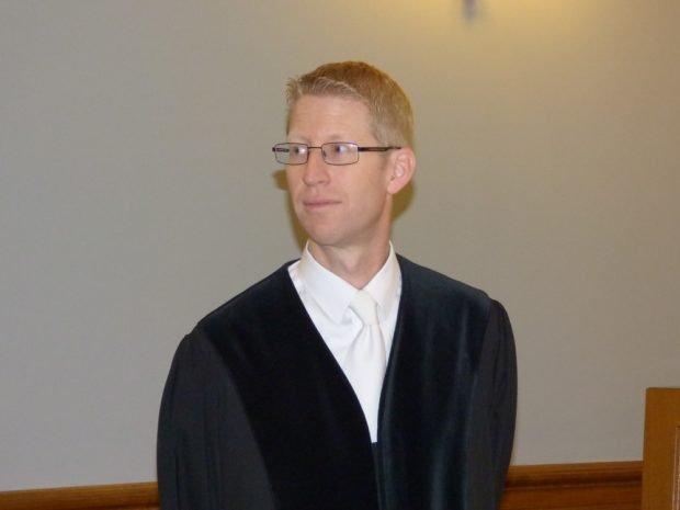 Staatsanwalt Torsten Naumann will den Angeklagten lebenslang hinter Gittern sehen. Foto: Lucas Böhme