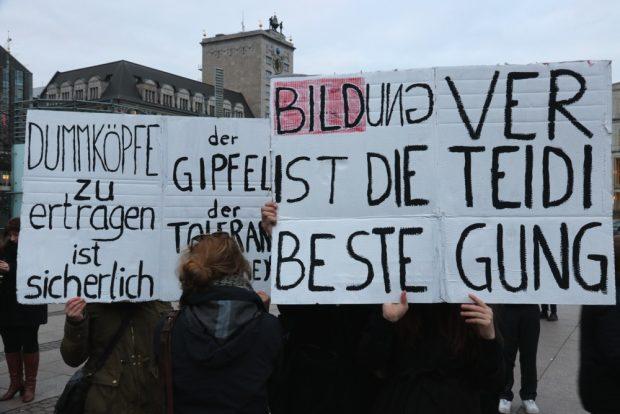 Bildung als Gegenwehr gegen Rechts. Foto: L-IZ.de