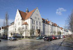 Die Medizinische Berufsfachschule am UKL in der Leipziger Richterstraße öffnet ihre Türen am 10. März. Foto: Stefan Straube/UKL