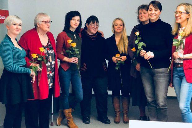 Der neue Vorstand. Foto: ASF Sachsen