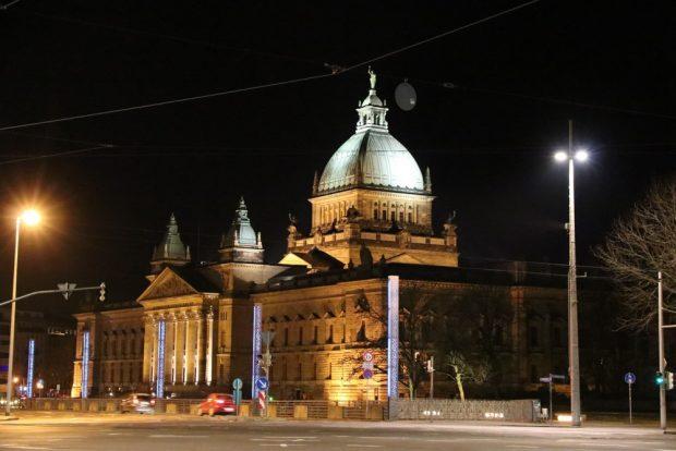 Das Bundesverwaltungsgericht in Leipzig. Foto: L-IZ.de