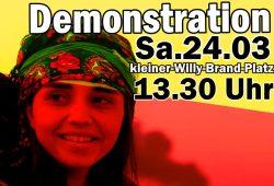 Foto: Rojava Soli Bündnis Leipzig