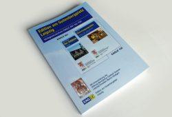Edition am Gutenbergplatz Leipzig: Verlagsverzeichnis EAGLE 001 bis 100. Foto: Ralf Julke