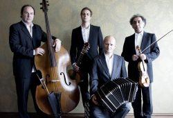 Jourist Quartett. Foto: Annemone Taake