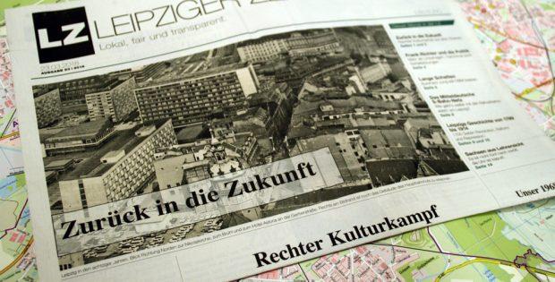 Leipziger Zeitung Nr. 53. Foto: Ralf Julke
