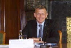 LVV-Geschäftsführer Norbert Menke. Foto: Ralf Julke