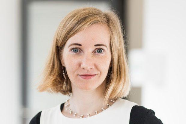 Juniorprof. Dr. Julia Moeller. Foto: Christian Hüller