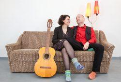 Michael Oertel und Malu Tasdelen. Foto: Michael Oertel
